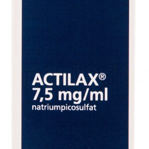 Actilax Dråber - 7.5 mg/m - 30 ml