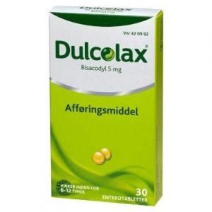 Dulcolax 30 stk Enterotabletter