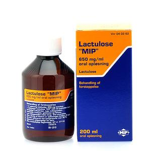 Lactulose MIP 650 mg/ml oral opl. - 200 ml