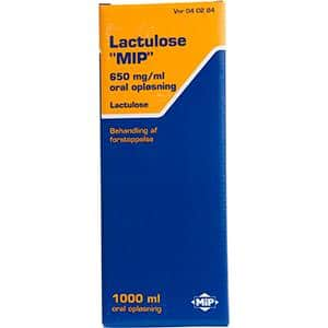 Lactulose Oral Opløsning 650 MG/ML (1000 ml)