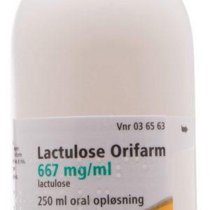 Lactulose Orifarm - 250 ml