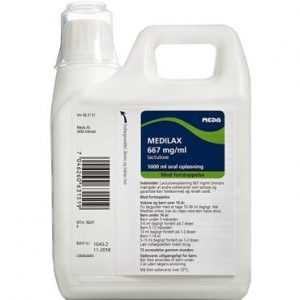 Medilax 1000 ml Oral opløsning