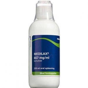 Medilax 250 ml Oral opløsning