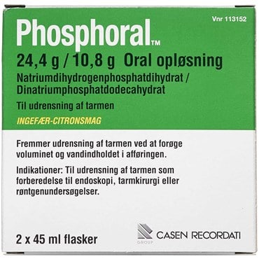 Phosphoral 90 ml Oral opløsning