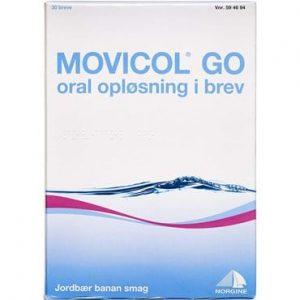 Movicol Go 30 stk Oral opløsning i brev